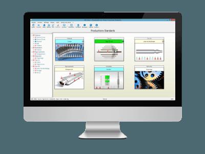 SPC Vision est un logiciel SPC pour le contrôle qualité.