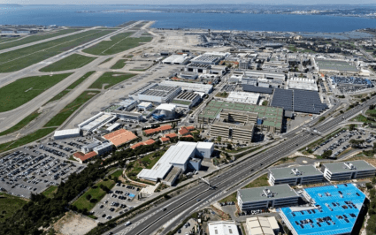 Airbus Helicopters, site de Marignagne est un client d'Infodream et utilise SPC Vision et Check'n Go