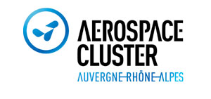 Logo d'Aerospace Cluster Rhône-Alpes Auvergne
