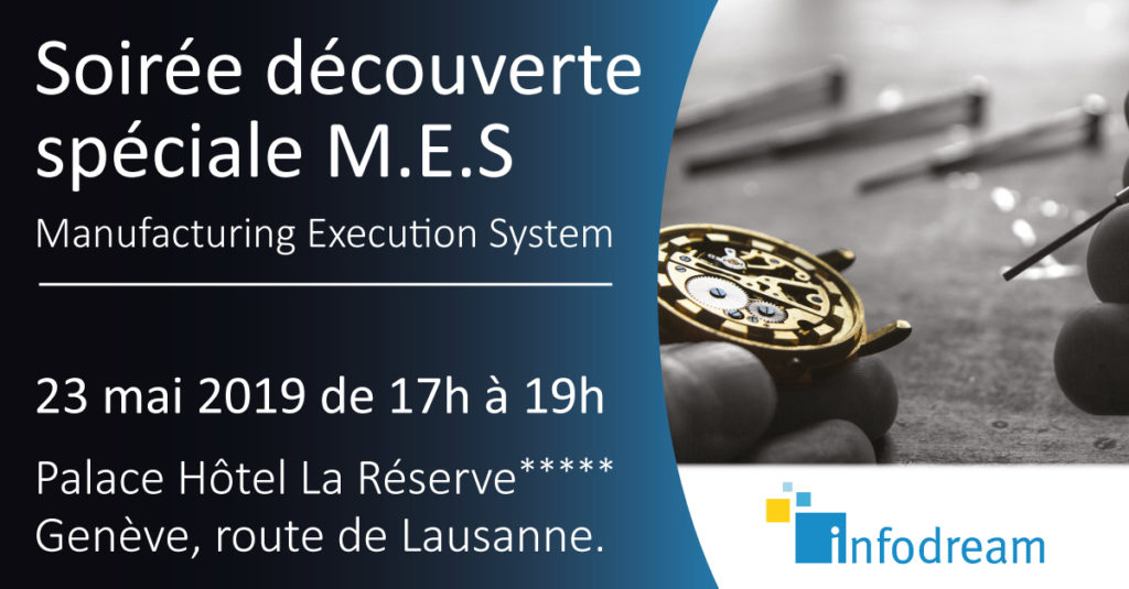 soiree decouverte Infodream speciale mes